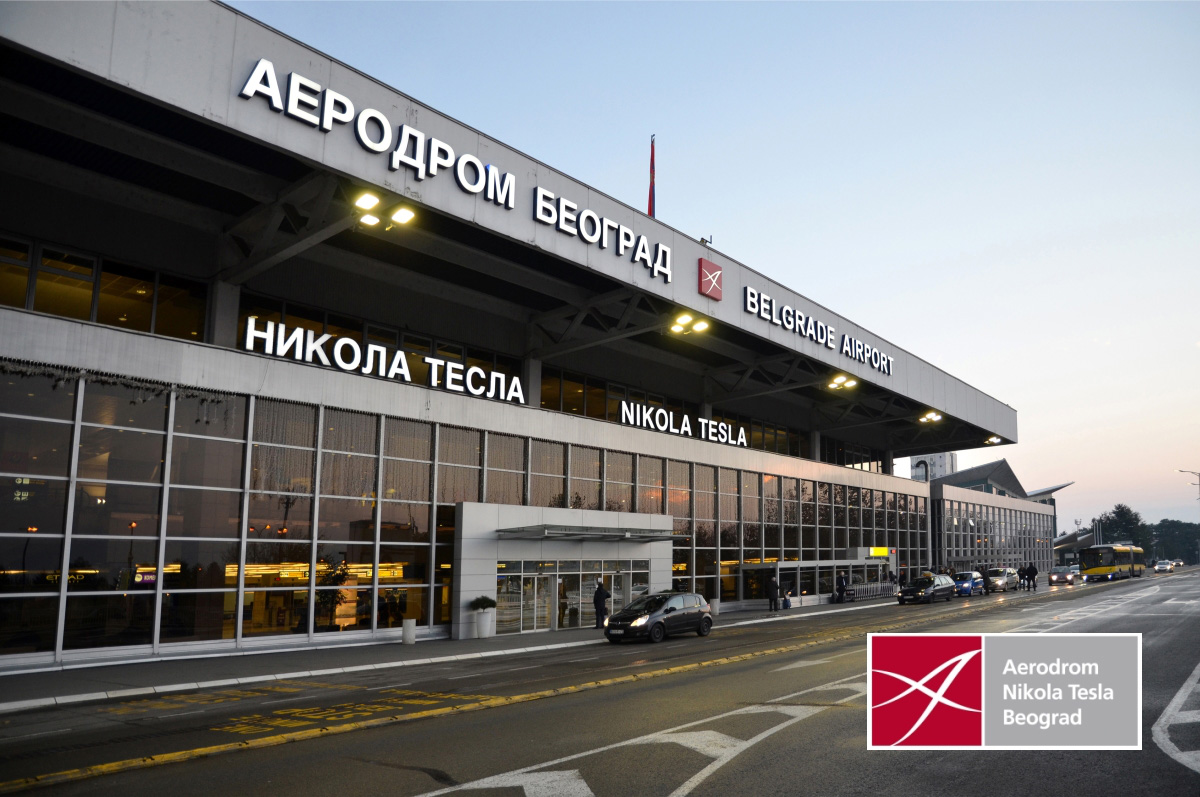 PIDS - SICURIT protect Belgrade Airport